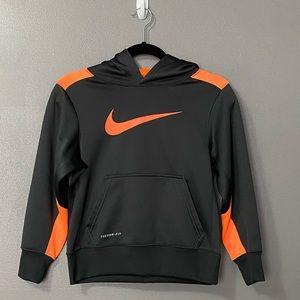 Nike Boys Grey Sweater